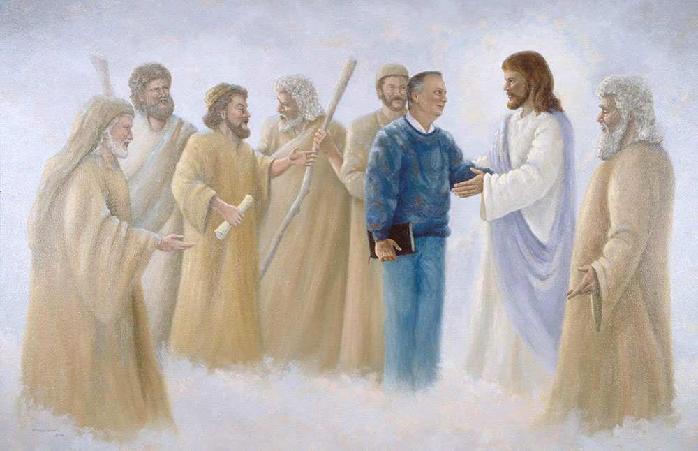 David And The Prophets